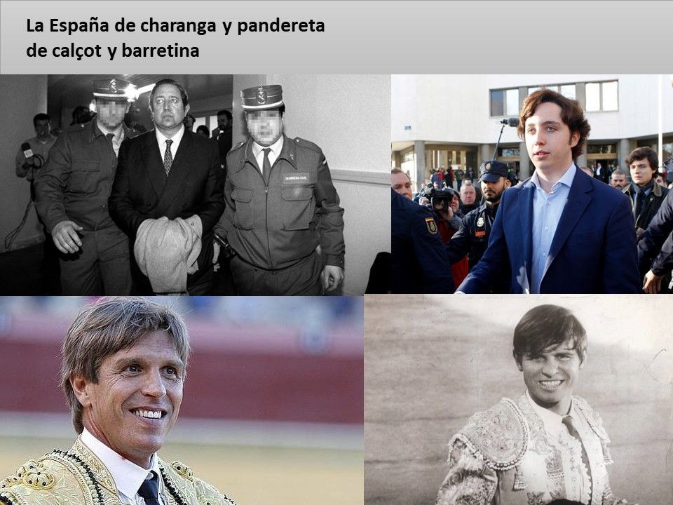 Hijos pródigos - La España de charanga y pandereta nº 65