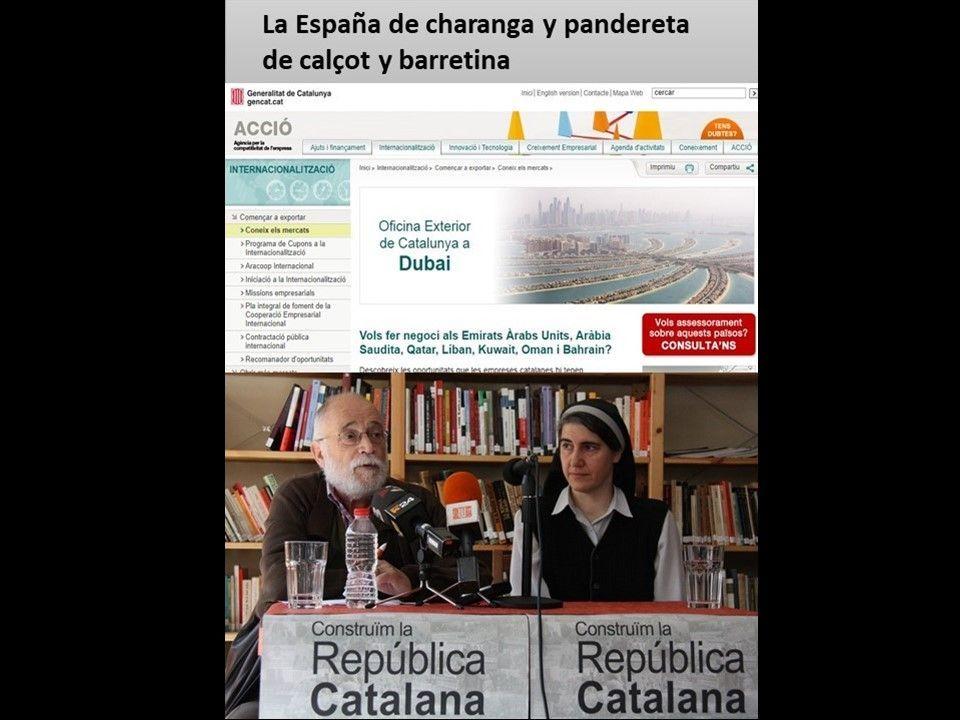 República de oro líquido - La España de charanga y pandereta nº 68