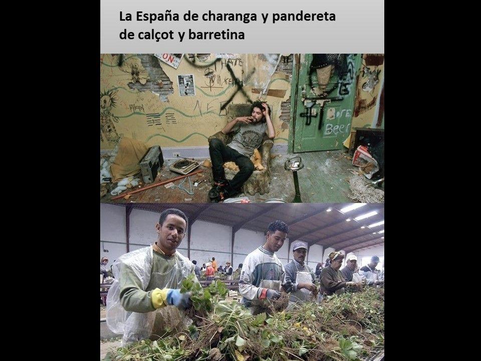 Cada uno a lo suyo - La España de charanga y pandereta nº 69