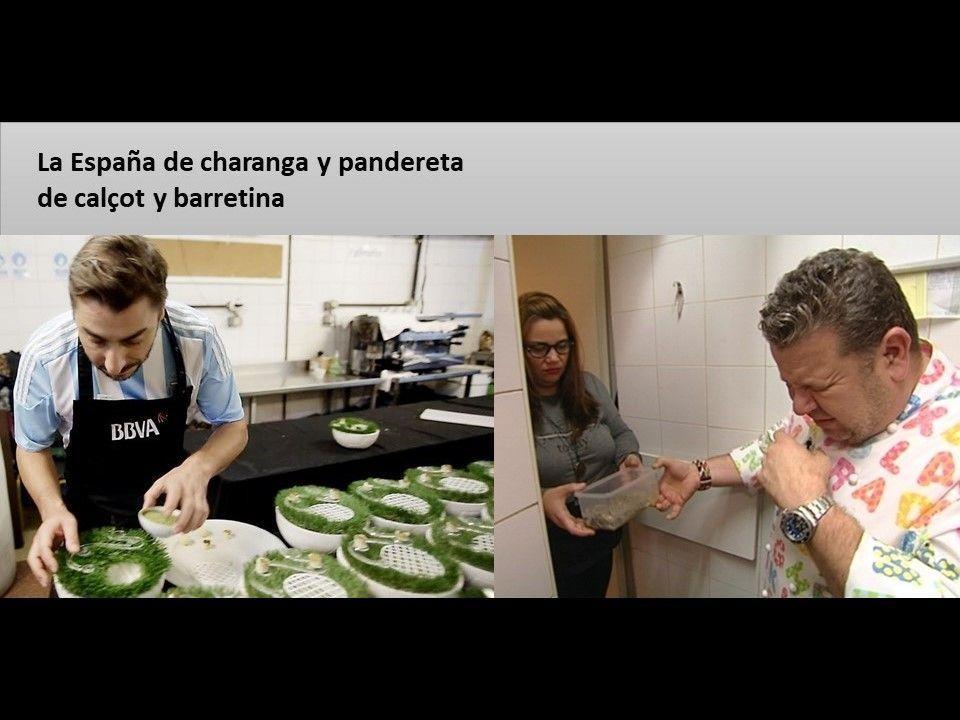 Cocinillas - La España de charanga y pandereta nº 70