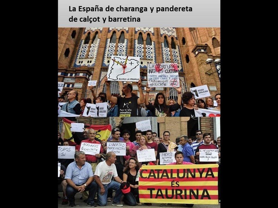 O todos moros o todos cristianos - La España de charanga y pandereta nº 71