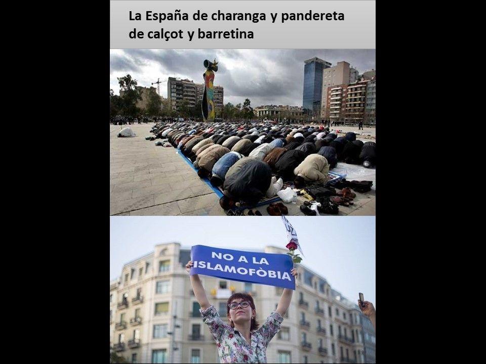 Oremos - La España de charanga y pandereta nº 72