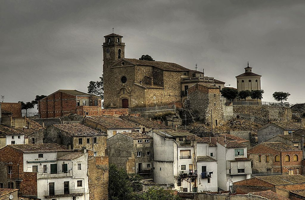 La Sentiu de Sió (Lleida)
