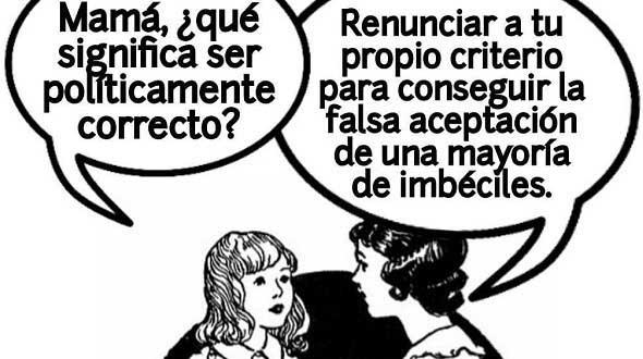 Los mecanismos de autocensura que alimentan la corrección política, Juan M. Blanco
