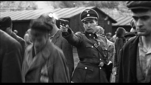 La lista de Schindler dirigida por Steven Spielberg (1993)