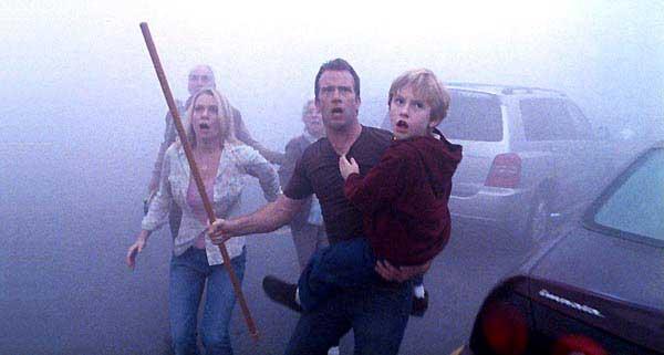 La niebla dirigida por Frank Darabont, 2007