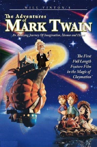 Las aventuras de Mark Twain de Will Vinton, 1986