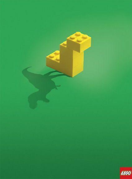 Lego Poesía Visual Publicidad