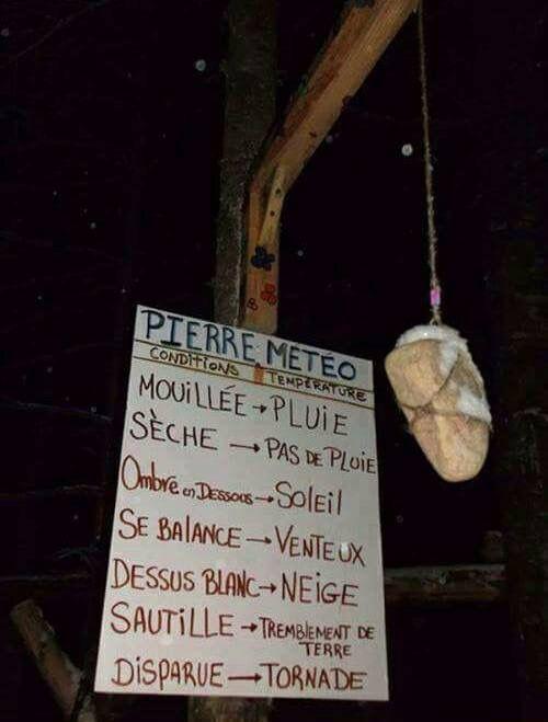 Pierre meteo