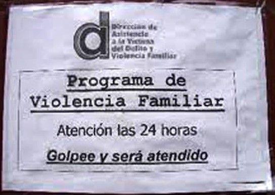 Programa de violencia familiar