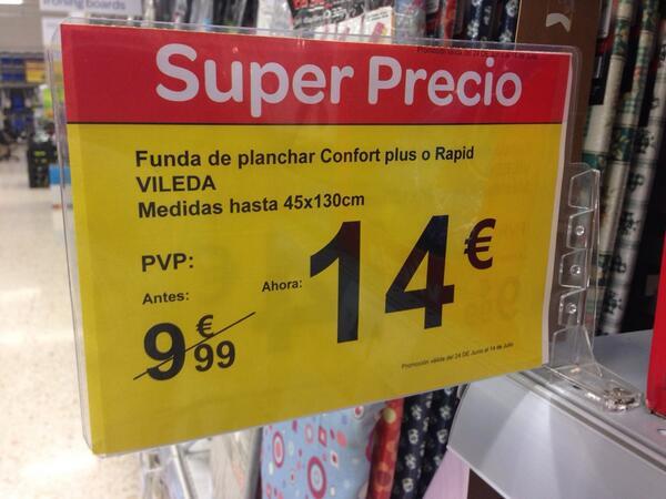 Super precio