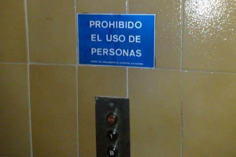 Prohibido el uso