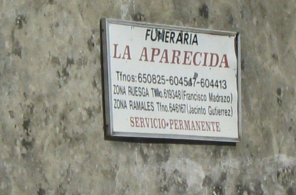 Funeraria La Aparecida
