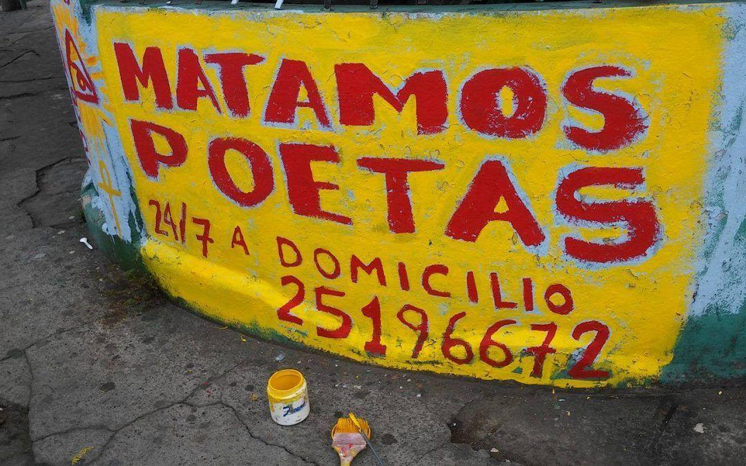 Matamos poetas