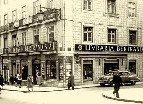 Librería BERTRAND (Lisboa)