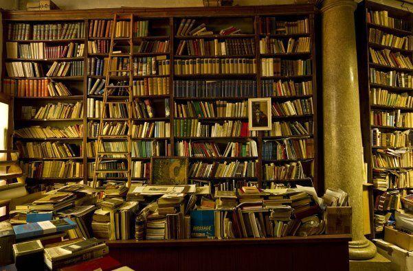 Librería Antiquaria Humberto Saba (Trieste)