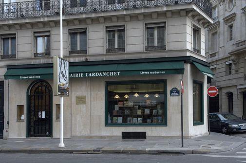 Librería LARDANCHET (París)