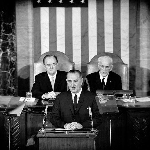 Discursos de Lyndon B. Johnson