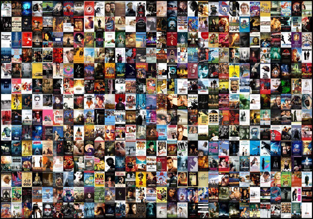 Directores de cine y sus listas de mejores películas de la historia del cine