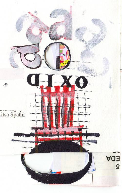 Poesía Visual de Litsa Spathi
