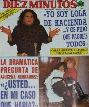 Lola Flores, la inventora del crowdfunding