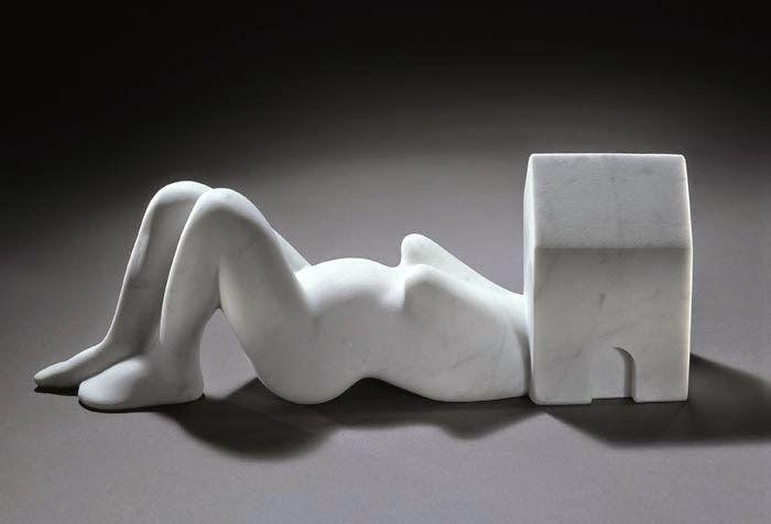 Escultura de Louise Bourgeois