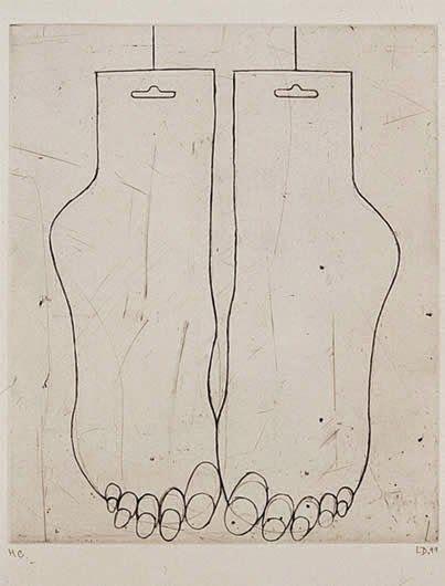 Pintura de Louise Bourgeois