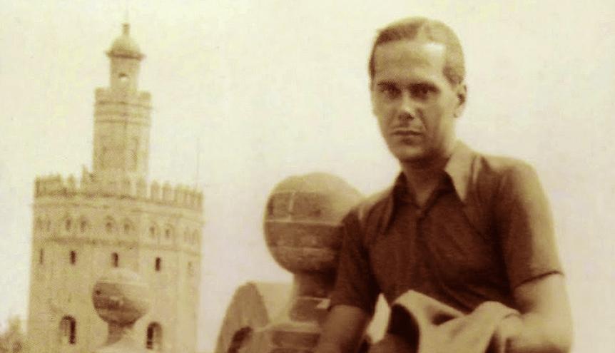 Luis Cernuda, poeta, Bidón (Sevilla), 1902-1963