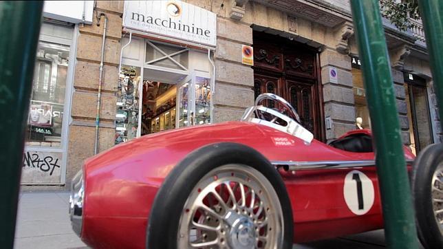 Tienda Macchinine (Madrid)
