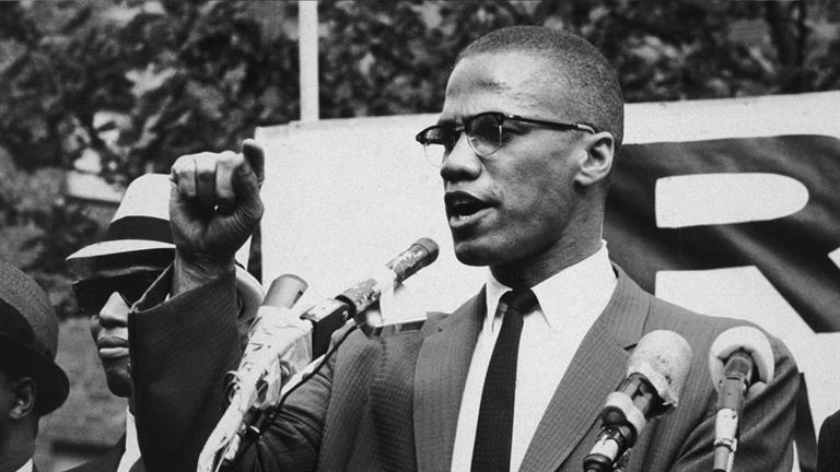 """Discurso de Malcolm X """"El voto o la bala"""""""