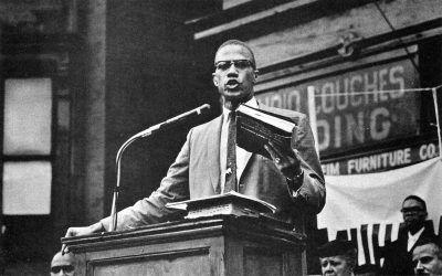 Discurso pronunciado por Malcolm X en una reunión de la Northern Negro Grass Roots Leadership Conference el 10 de noviembre de 1963