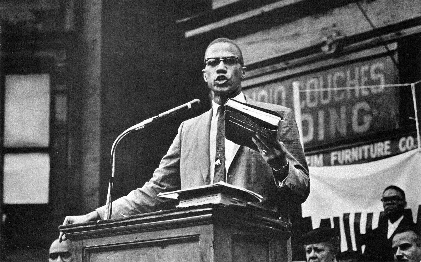 Discursos de Malcolm X