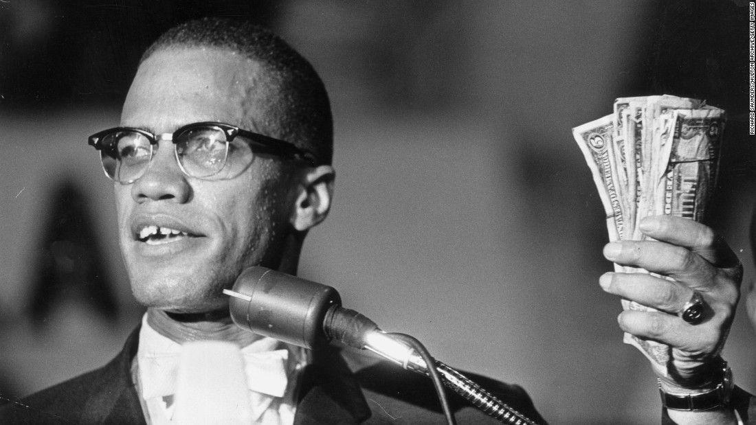 Discurso de Malcolm X en el Reino Unido en diciembre de 1964