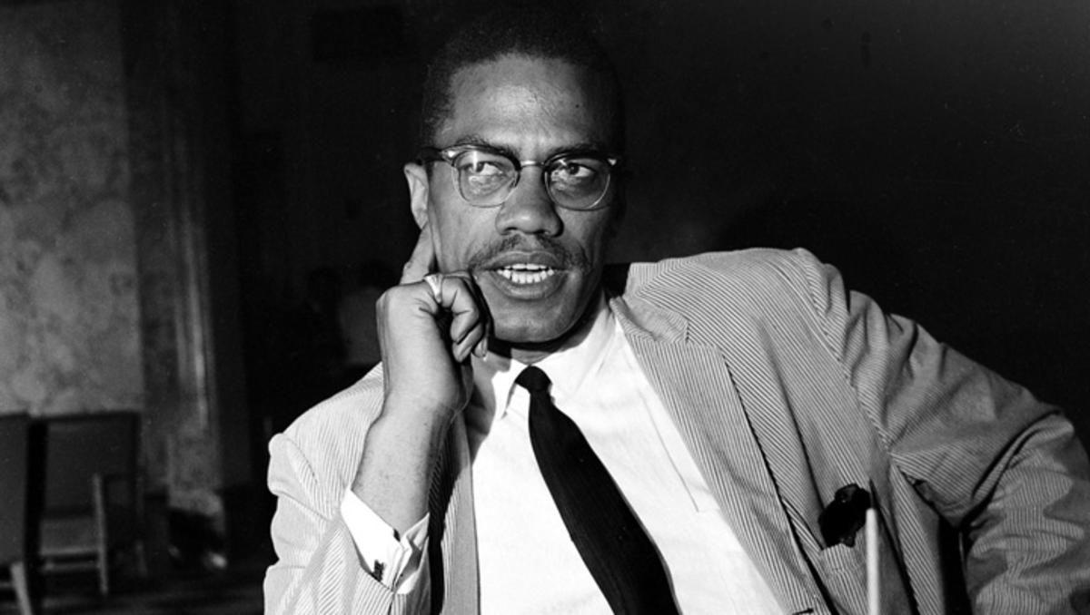 Discurso de Malcolm X pronunciado el 12 de marzo de 1964 en Nueva York