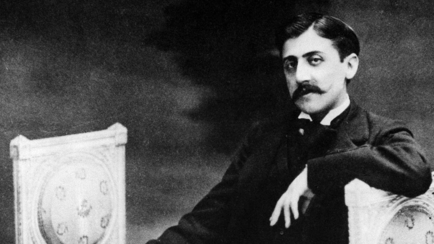 Marcel Proust, escritor, consejos