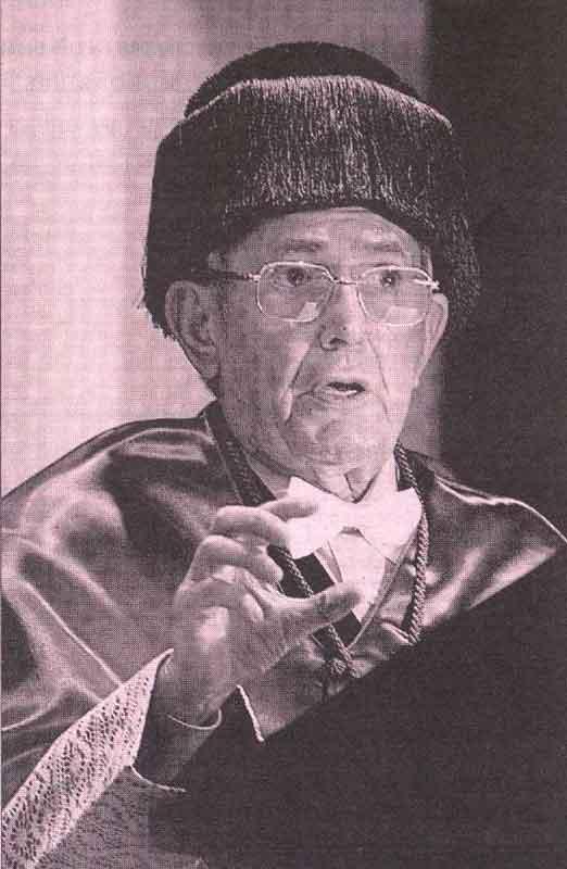 Discurso de Marcelino Camacho, investido Doctor Honoris Causa por la Universidad Politécnica de Valencia el 12 de diciembre de 2001