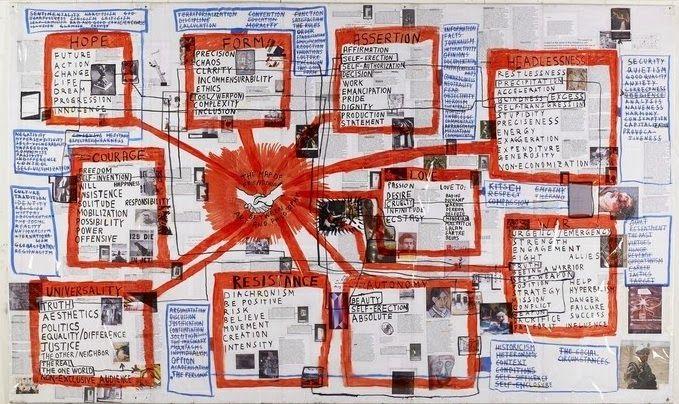 Marcus Steinweg, poeta visual