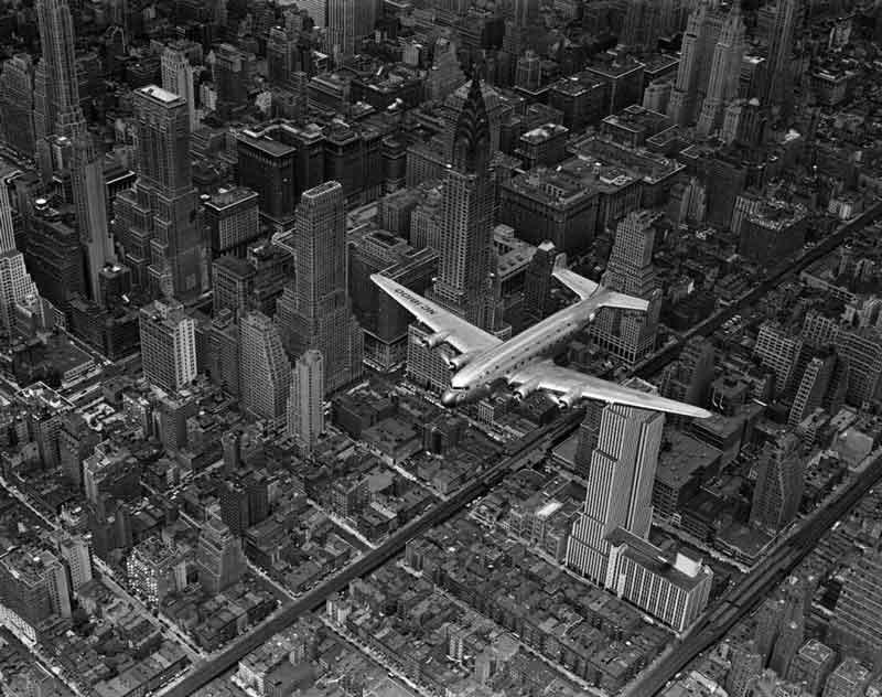 Margaret Bourke-White, fotografía, New York, 1904-1971