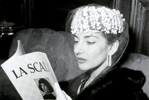 María Callas interpreta la habanera de la ópera Carmen de Georges Bizet, 1962