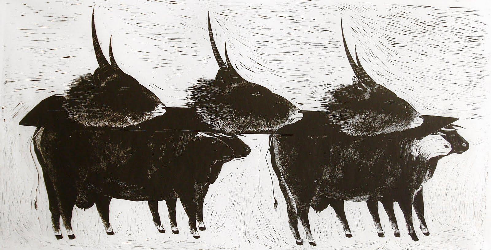 Obra de Marjan Seyedin