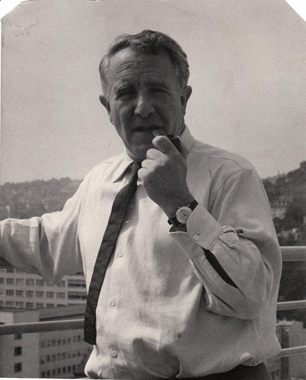 Max Bense, poeta visual