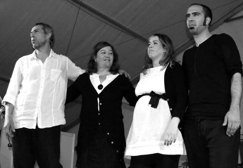 Grupo Mayalde interpreta el son Las panaderas