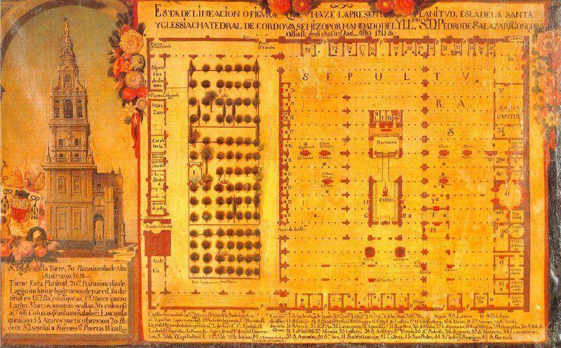 Construcción de la Mezquita de Córdoba