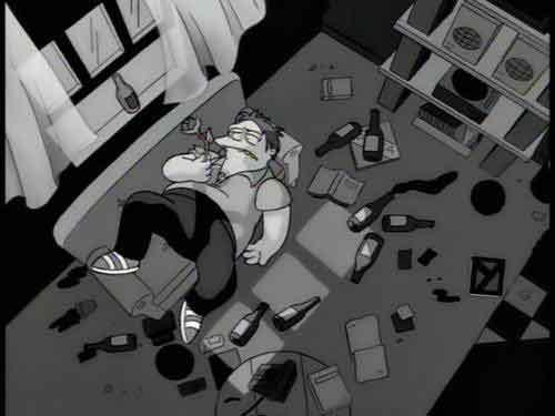 Mi nombre es Barney Gómez por Matt Groening