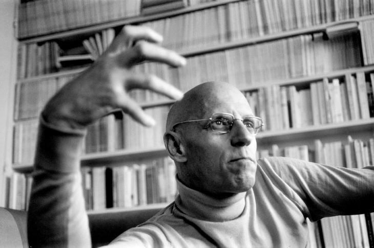 Discursos de Michel Foucault