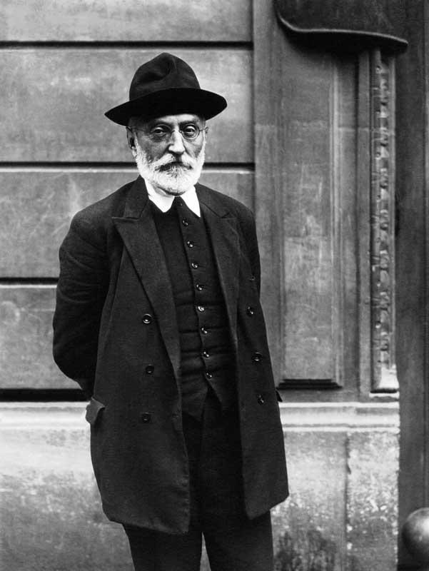Miguel de Unamuno, Bilbao, 1864-1936