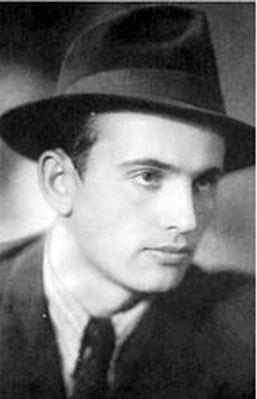 Mijail Gorvachev joven