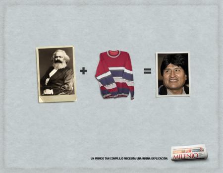 Milenio Poesía Visual Publicidad