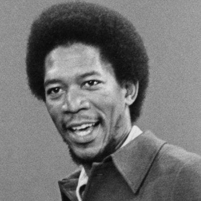 Morgan Freeman joven