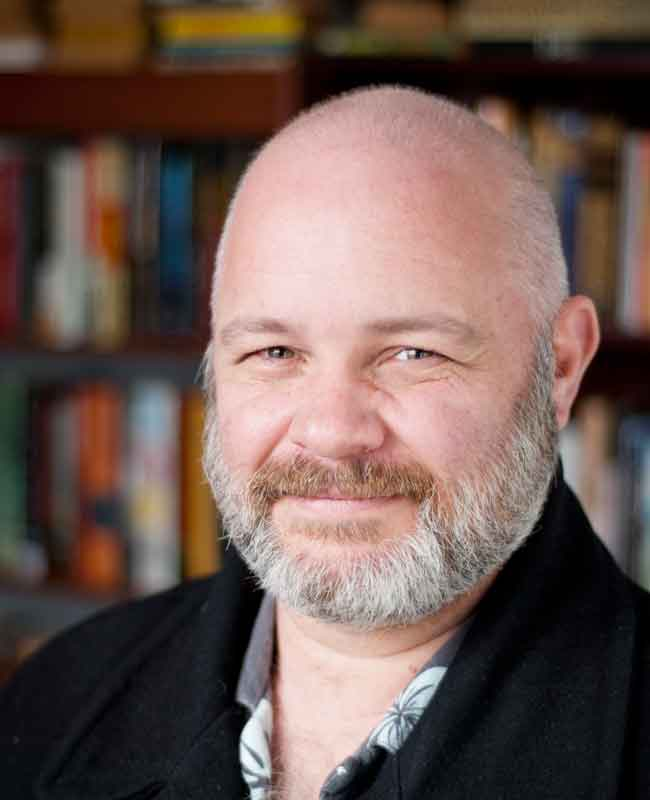 Nathan Ballingrud, escritor, consejos